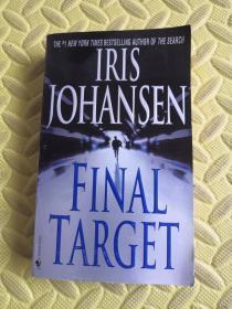 IRIS JOHANSEN FINAL TARGET