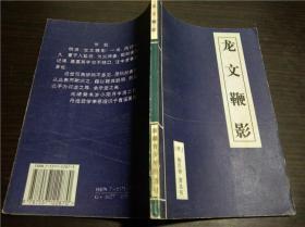 龙文鞭影 (明)杨臣诤 萧良有 新疆青少年出版社 1996年 32开平装