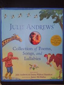 Julie Andrews Collection of Poems, Songs, and Lullabies(详见图)