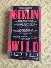 英文原版BERLIN WILD