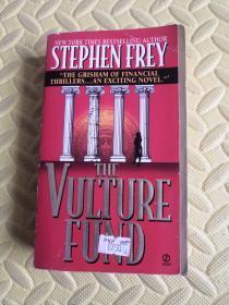 英文原版STEPHEN FREY THE VULIURE FUND