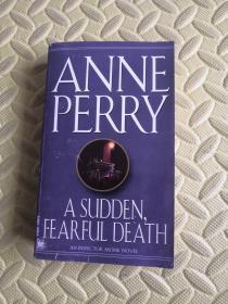 英文原版ANNE PERRY