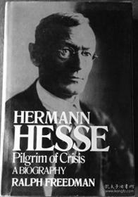Hermann Hesse: Pilgrim Of Crisis A Biography