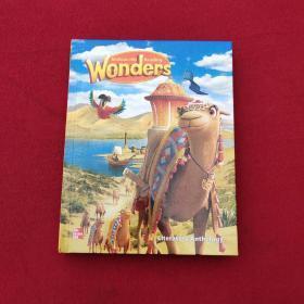 美国小学教材:阅读3级 McGraw-Hill Reading Wonders Literature Anthology Grade 3 (McGraw-Hill) 精装 品好 正版 现货