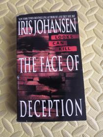 英文原版IRIS JOHANSEN THE FACE OF DECEPTION