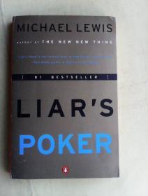 Liar's Poker:Rising Through the Wreckage on Wall Street     企鹅原版