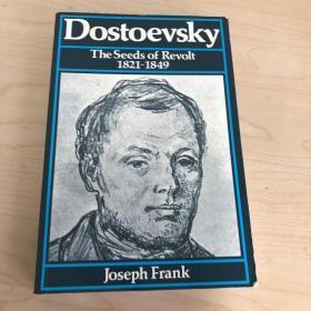Dostoevsky : The Seeds of Revolt, 1821-1849  陀思妥耶夫斯基