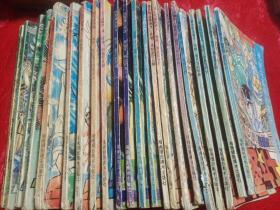 女神的圣斗士22本和售!具体看图片!