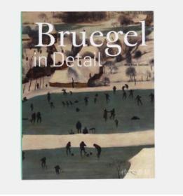 勃鲁盖尔细节 英文原版 bruegel in detail 文艺复兴荷兰艺术家画家画册风景画大师