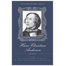 安徒生童话全集 英文原版 Complete Andersens Fairy Tales 青少年文学名著 英语进阶读物 Wordsworth