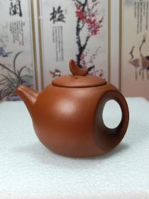❤宜兴紫砂月亮壶(kkah)(A)创意宜兴紫砂月亮壶壶,茶玩茶具,茶宠摆件。