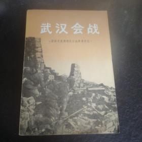 武汉会战—原国民党抗日将领亲历记