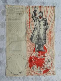 毛主席像的二十四节表