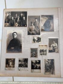 民国抗战时期日本兵日本人老照片17张