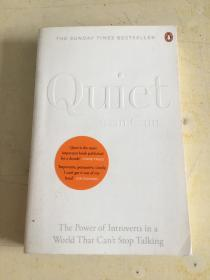Quiet:The power of introverts in a world that cant stop talking