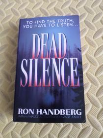 DEAD SILENCE英文原版