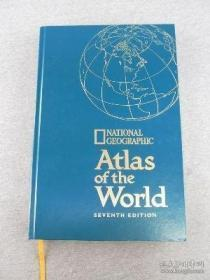 National Geographic Atlas Of The World Seventh Edition