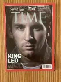 美国时代周刊TIME 梅西封面