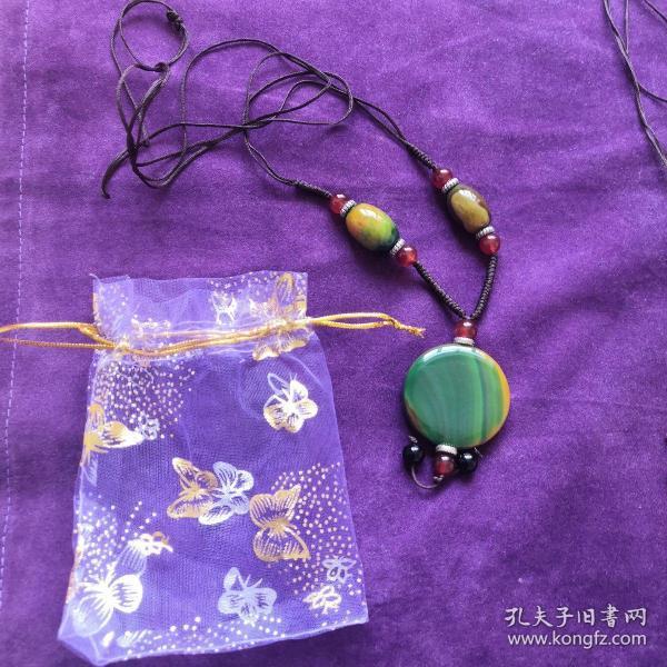 全新玉挂饰 朋友从西藏带回的礼物