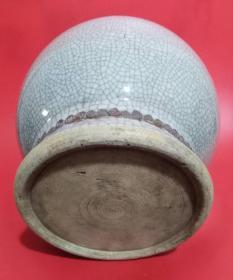 清仿哥窑釉(高30厘米)
