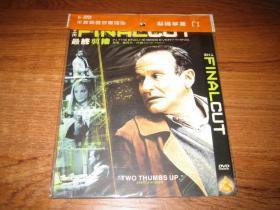 DVD  最终剪接 The Final Cut 罗宾·威廉姆斯  吉姆·卡维泽 第54届柏林国际电影节 金熊奖 最佳影片(提名) 中文字幕