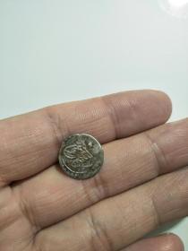 丝绸之路沿线古国银币