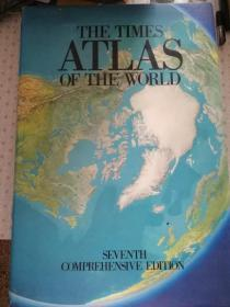 The Times Atlas of The World Seventh Comprehensive Edition