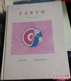 地球 第三版【英文版 Earth Third Edition】