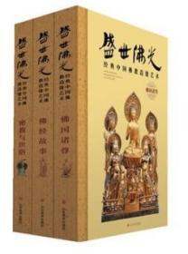 盛世佛光(经典中国佛教造像艺术) ——佛国诸尊密教与世俗