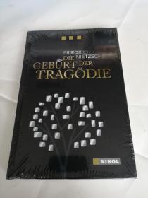 DIE GEBURT DER TRAGODIE(全新未拆封)