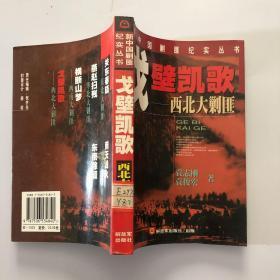 戈壁凯歌:西北大剿匪——新中国剿匪纪实丛书