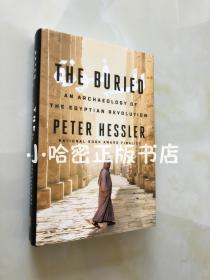 【预定】The Buried 英文版 埃及的革命考古学 何伟