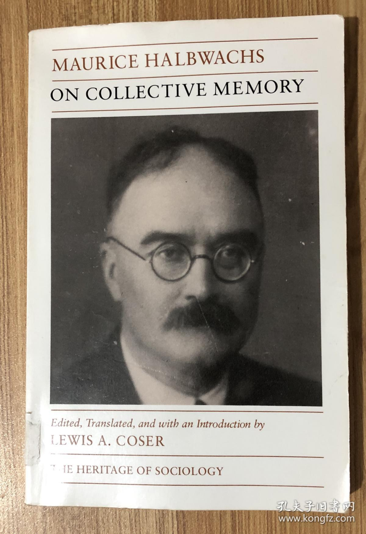 On Collective Memory 论集体记忆