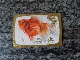 日历卡 1978年 全鱼