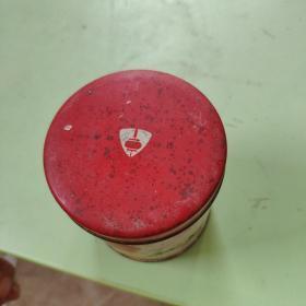 红灯痱子粉罐子