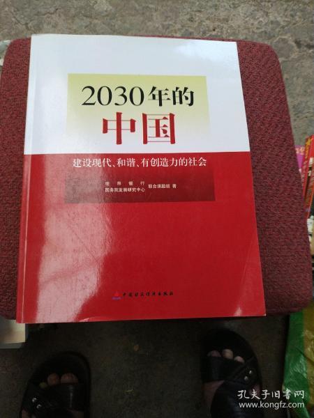 2030年的中国