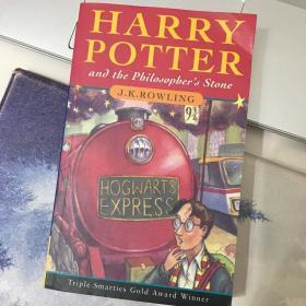 Harry Potter and the Philosopher's Stone哈利波特与魔法石口袋版