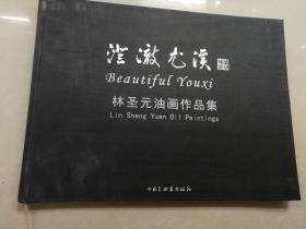 林圣元油画作品集:澄澈尤溪