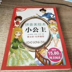 成长文库·世界儿童文学经典:小公主(拼音美绘本)