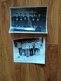 老照片(2张)合售