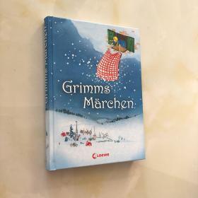 【预定】grimms marchen 格林童话德语版 loewe版 gisela werner插图