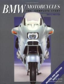 Bmw Motorcycles: The Complete Story (crowood Autoclassics)