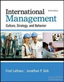 International Management: Culture Strategy And Behavior