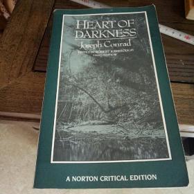 Heart of darkness 黑暗的心 插图本