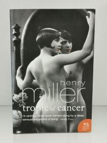 亨利·米勒:北回归线 Tropic of Cancer by Henry Miller(美国文学)英文原版书