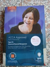 ACCA  Approved(Practice  &  Revision  Kit)Paper  P4Advanced  Financial  Management