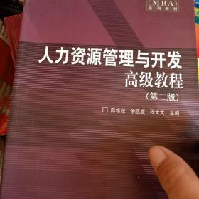 工商管理硕士(MBA)系列教材:人力资源管理与开发高级教程(第2版)