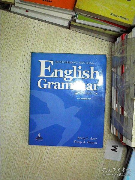 Understanding and Using English Grammar with Audio CDs and Answer Key