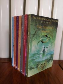 纳尼亚传奇英文版,全套七册包邮,Chronicles of Narnia Box Set