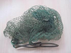 早期的----鱼丝线----塑料胶线----手提袋----2个(货号1583)